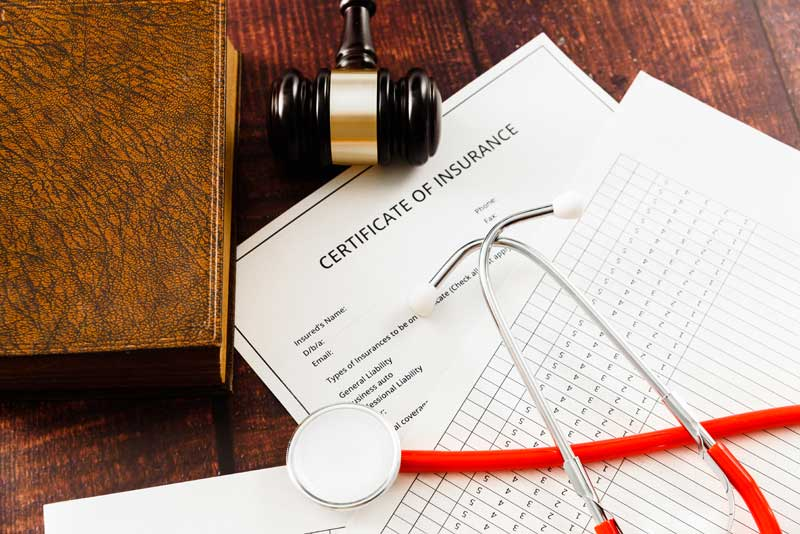 התייחסות בתי המשפט אל תביעות רשלנות רפואית