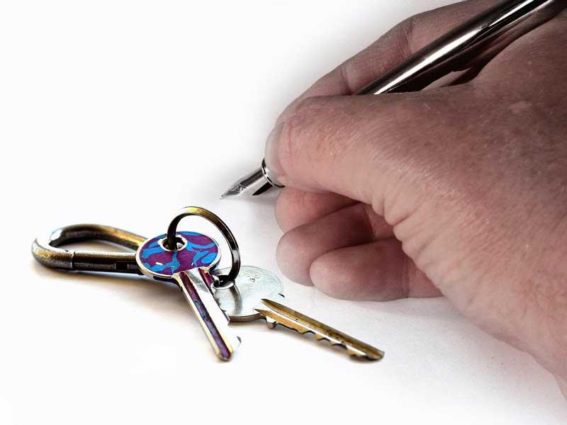חוזה להשכרת דירה