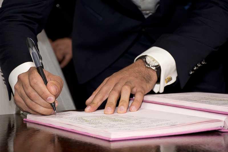 משא ומתן לקראת כריתת חוזה